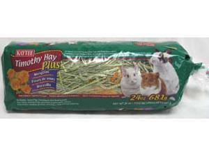Kaytee Products Inc Timothy Hay Plus, Marigold, 24 Ounce - 100502652