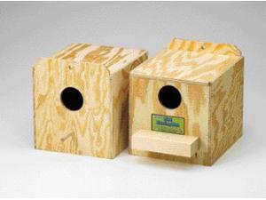 Ware Mfg. Inc. Finch Nest Box, Reverse - 01579