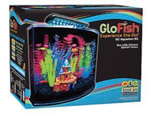 United Pet Group Glofish Crescent Aquarium Kit, 5 Gallon - 29045