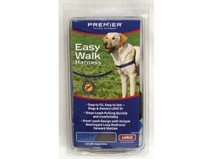 Easy Walk Harness Royal Blue/Navy Large
