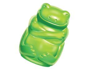 Squeezz Jels for Dog,  Color: Frog , Size: MEDIUM