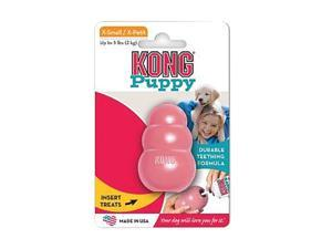 Kong Company Puppy Kong, Red, Extra Small - KP4