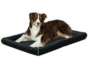 Quiet Time Maxx Ultra-rugged Pet Bed for Dog,  Color: Black , Size: 24  X 18