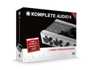 Native Instruments Komplete Audio 6 6-Channel USB Audio Interface