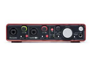 Focusrite Scarlett 2i4 USB 2.0 Audio Interface