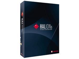 Steinberg Halion 5 Sampler and Sound Creation Software Edu Version