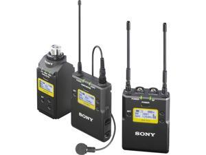 Sony UWP-D16/42 Digital Plug-on & Lavalier Combo Wireless Mic System