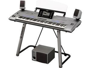 Yamaha Tyros5 76-key Arranger Workstation Keyboard w/Speaker & Stand