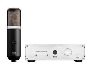 AKG P820 Tube High-Performance Dual-Capsule Tube Microphone