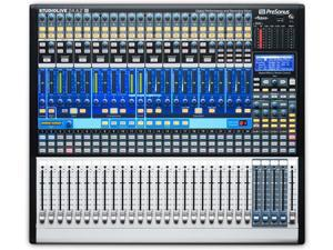 PreSonus StudioLive 24.4.2 AI Digital Mixer with Active Integration