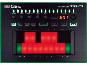 Roland TB-3 Touch Bassline Bass Synthesizer