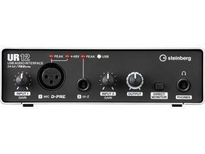 Steinberg UR12 USB 2.0 Audio Interface