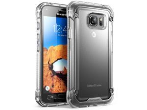 Galaxy S7 Active Case, SUPCASE Unicorn Beetle Series Premium Hybrid Protective Frost Clear Case for Samsung Galaxy S7 Active 2016 Release (Frost/Frost)