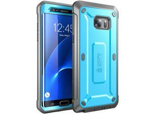 Samsung Galaxy Note 7 Case, SUPCASE Full-body Rugged Holster Case for Samsung Galaxy Note 7 (2016 Release), Unicorn Beetle PRO Series (Blue/Black)