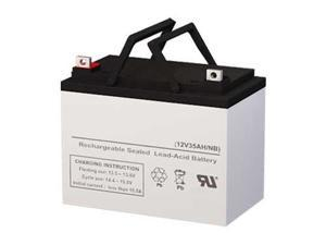 Golden Technology Atlantic GP-201-F U1 Wheelchair Battery Set - SigmasTek Brand