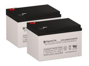 Altronix AL1024ULXR Alarm Battery Set