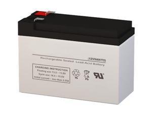 12 Volt 9 AH Security Alarm Battery
