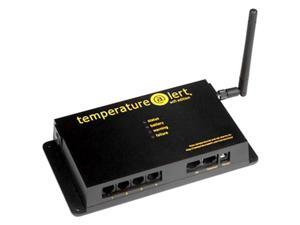 TemperatureAlert Wi-Fi Temperature Monitor with Email Alerts (TM-WIFI350)