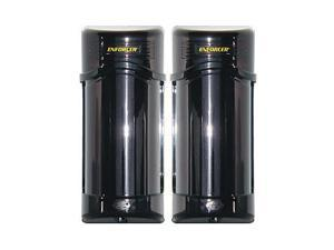 Seco-Larm Enforcer Twin Photobeam Detector, 90-190 Ft. Range (E-960-D90Q)