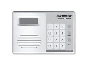 Seco-Larm Enforcer Automatic Voice Dialer, 2 Messages (E-920B)