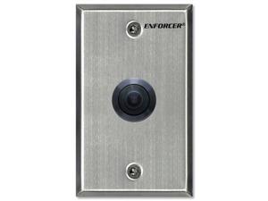 Seco-Larm Enforcer Wall-Plate Camera, 550TV, 1.5mm, 170 Degree view (EV-5105-N1SQ)