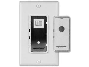 SkylinkHome Wall Dimmer with Snap-On Remote (WR-318)