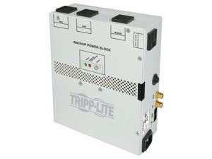Tripp Lite 4 Outlet Power Block for Structured Wiring Enclosure (AV550SC)