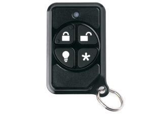 Interlogix SAW Wireless Micro Keyfob, 4-Button (600-1064-95R)