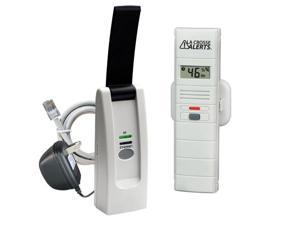 La Crosse Alerts Temperature & Humidity Monitor & Alert Kit (926-25100-WGB)