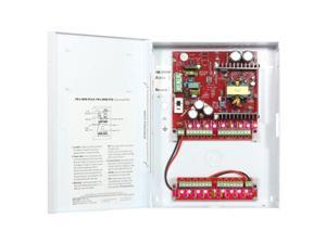 Seco-Larm Enforcer 12VDC Switching CCTV Power Supply, 18 Outputs, 6A (PS-U1806-PULQ)