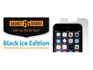 "Apple iPhone 6 4.7"" Gadget Guard - Black Ice Tempered Glass Screen Guard Protector GEGEAP000021"
