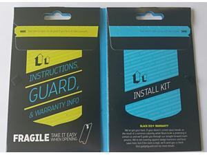 Motorola Moto Z Droid Gadget Guard Ice Tempered Glass Screen Protector GEGEAP000099