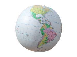 Political Globe Inflatable 16 inch