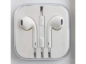 Earbuds EarPods with remote and mic Earphone Headphone for Apple iPhone 5 5G 5th - White