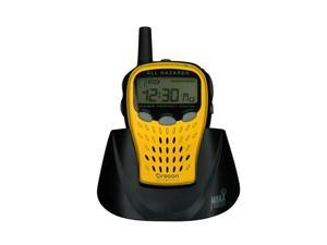 Emergency Weather Radio Yellow