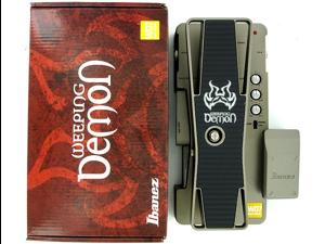 Ibanez WD7 Weeping Demon Guitar Wah Pedal NEW