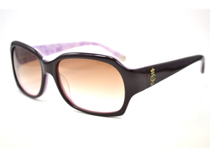 Juicy Couture Juicy 522/S Sunglasses (In Color-Expresso Pink/brown pink)