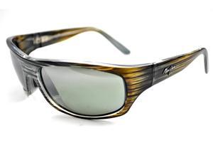MAUI JIM Sunglasses MAVERICK HS264-16 Gold 61MM