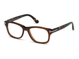 TOM FORD Eyeglasses TF 5147 050 Brown 52MM