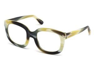 TOM FORD Eyeglasses TF 5315 062 Brown Horn 53MM
