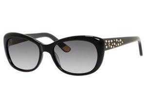JUICY COUTURE Sunglasses  556/S 0807 Black 53MM