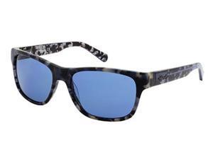 KENNETH COLE REACTION Sunglasses KC 7122 92V Blue 57MM