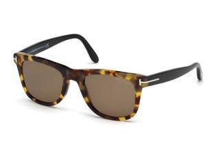 TOM FORD Sunglasses FT0336 52B Havana 52MM