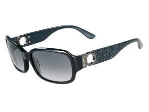 SALVATORE FERRAGAMO Sunglasses SF608S 001 Black  59MM