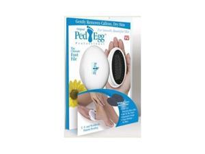 As Seen On TV Ped Egg Pedicure Foot File