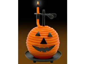 Candle by the Hour- 80 Hour Halloween Theme - Pumpkin