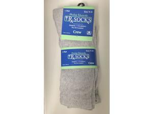 Phillips Edward Diabetic Crew Socks Grey 3pack (sizes 10-13) Phillips Edward Diabetic Crew Socks are made with comfort in mind.