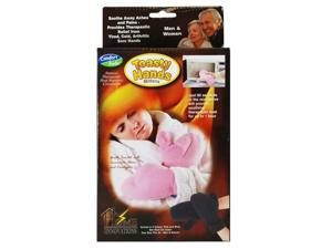 Comfort Pedic Toasty Hands Mittens- Pink Soothe away aches and pains. Provides relief from tired, cold and aching hands.Never have cold hands again!