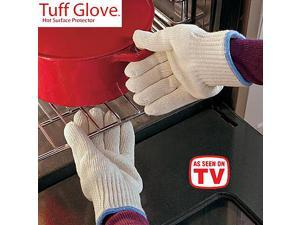 Tuff Glove Hot Surface Protector- RED