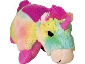 "Pillow Pets Dream Lites - Rainbow Unicorn 11"""